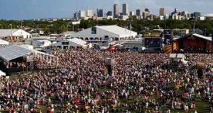 Pedestrian Safety at New Orleans Jazz Fest