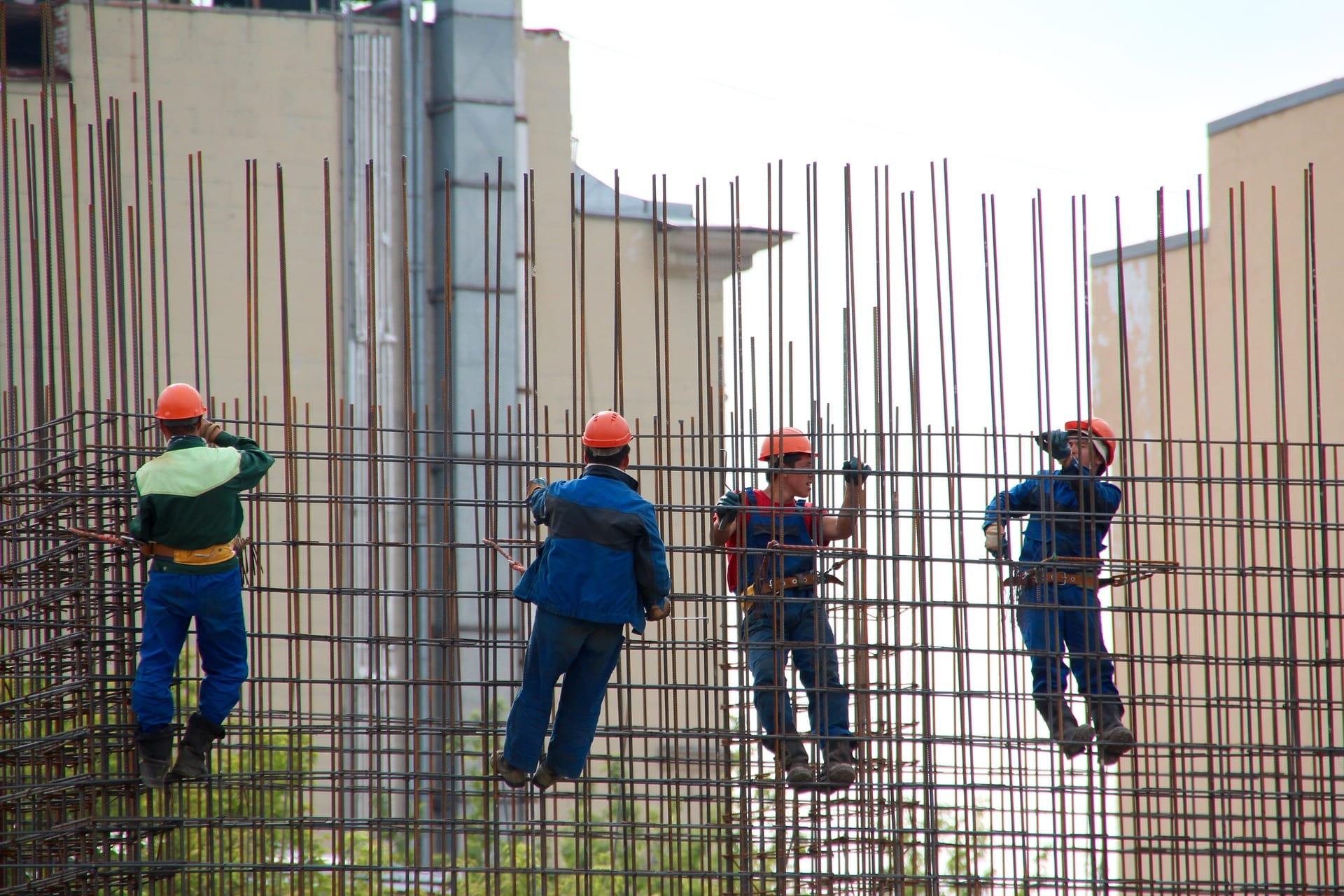 Steelworks Dangerous Work