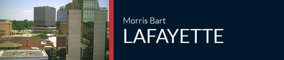 Morris Bart Lafayette