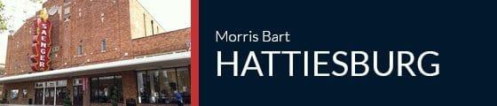 Morris Bart Hattiesburg