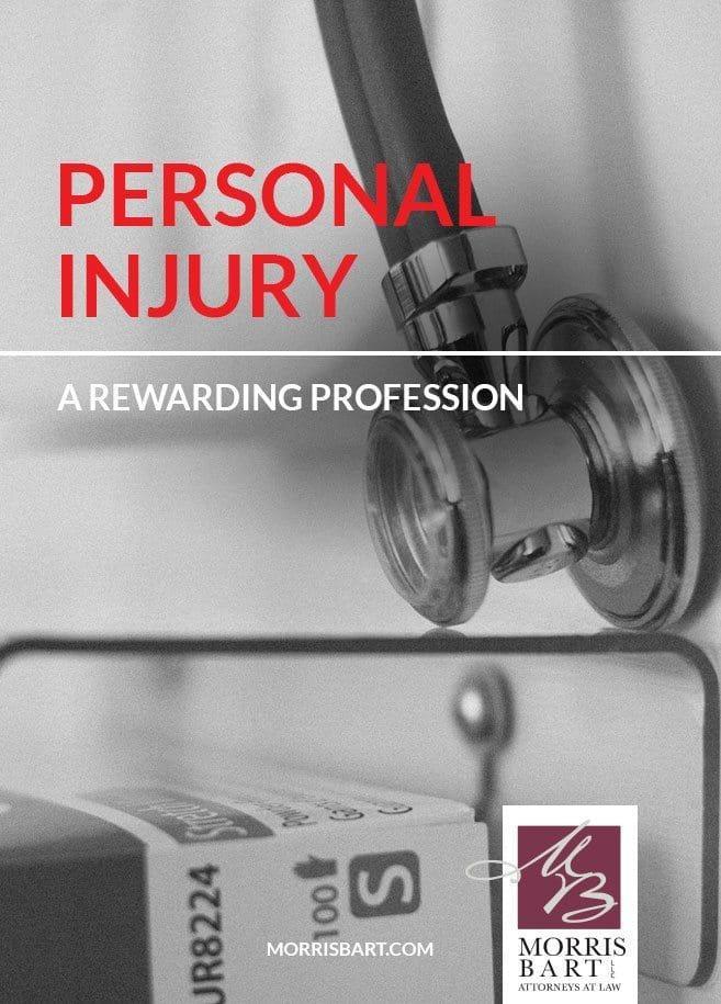 Personal Injury: A Rewarding Profession