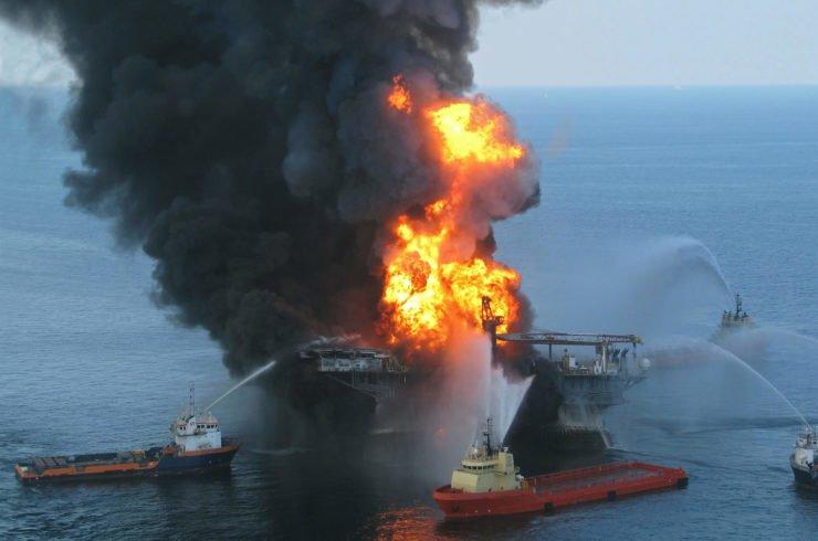 deepwater horizon litigation bp oil spill oil rig fire