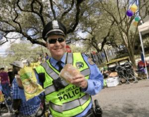 Community Spotlight: Adopt-A-Cop Program