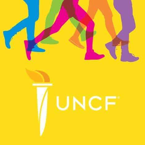 uncf walk for education 2018 logo