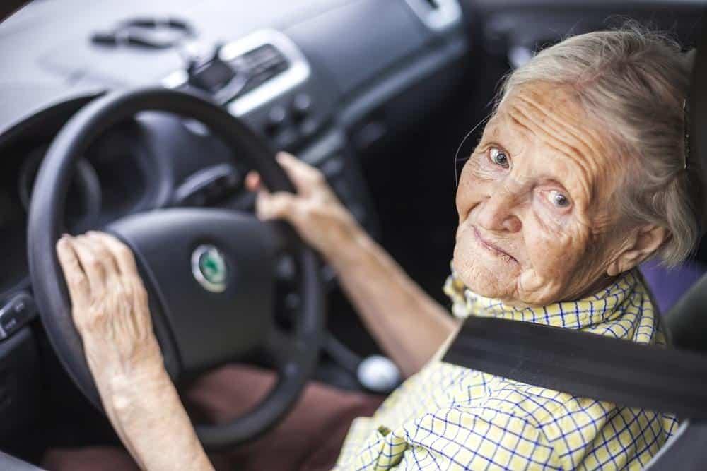 Elderly Driver Accidents