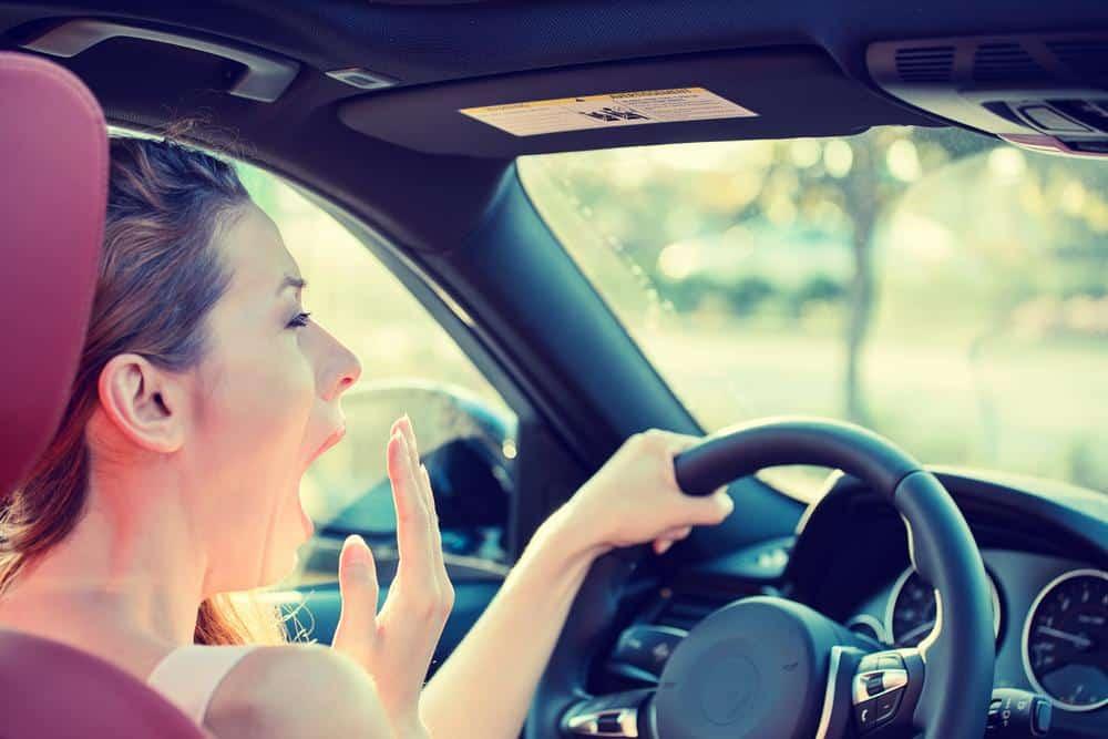 Driver Fatigue Accidents
