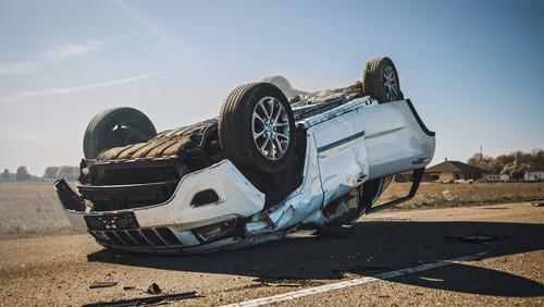 Biloxi Rollover Accidents